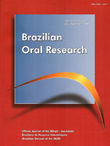 BRAZILIAN ORAL RESEARCH