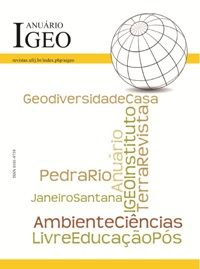 Anu�rio do Instituto de Geoci�ncias