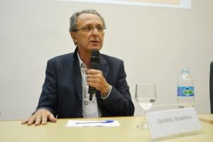 Geraldo  Brasileiro, coordenador da Capes