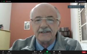 Professor Benedito Barraviera, da Universidade Estadual Paulista